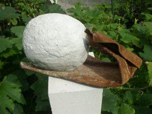 Skulptur No. 2