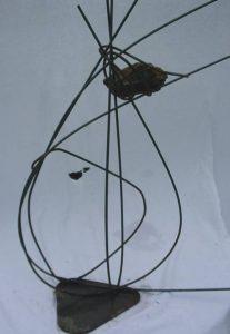 Skulptur No. 9