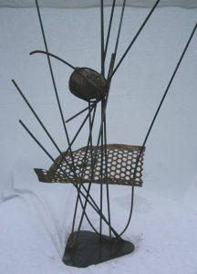 Skulptur No. 10